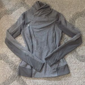 LuluLemon Athletica zip up jacket